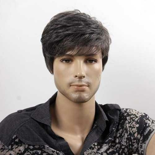 modelo de peruca masculina