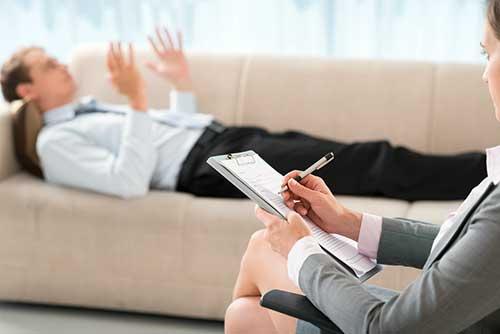 psicologo para combater calvicie causada pelo estresse