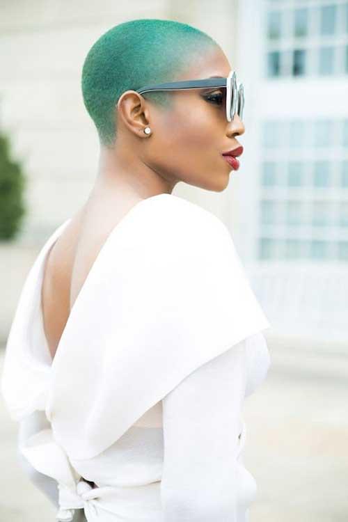 cor de cabelo mermaid green