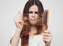 como acabar com a queda de cabelo feminina