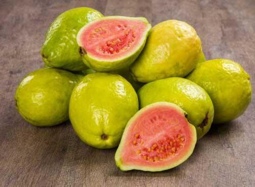 frutas para crescer cabelo