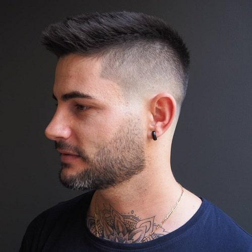 corte masculino fade