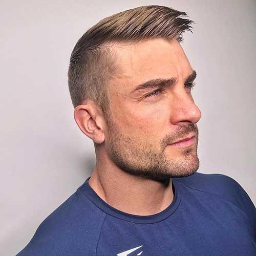 cabelo curto masculino pro lado