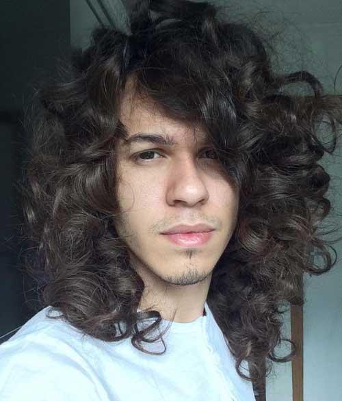 cabelo cacheado modelado com babyliss