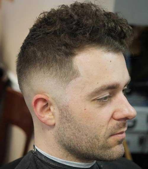 como fazer cabelo masculino cacheado