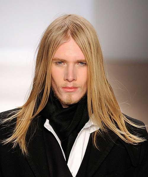 corte de cabelo masculino liso para rosto fino