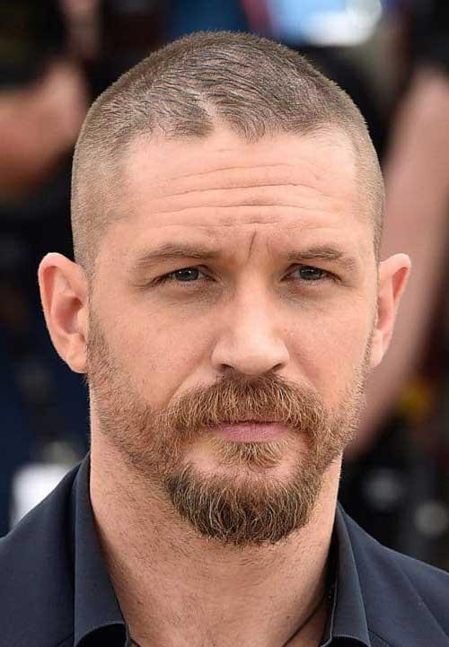 corte de cabelo masculino social raspado na maquina 0