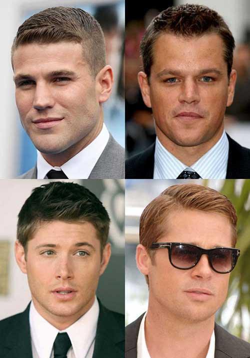 corte de cabelo ivy league em homens