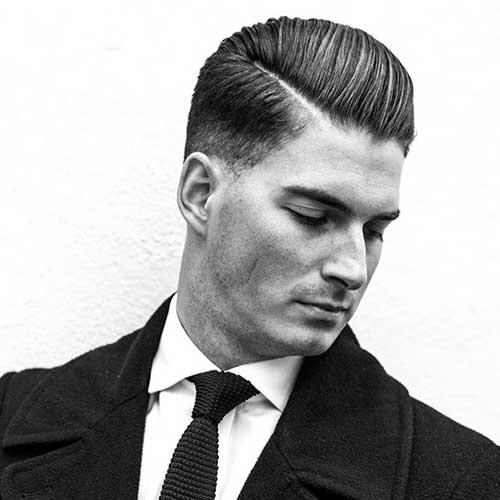 corte de cabelo masculino social grande