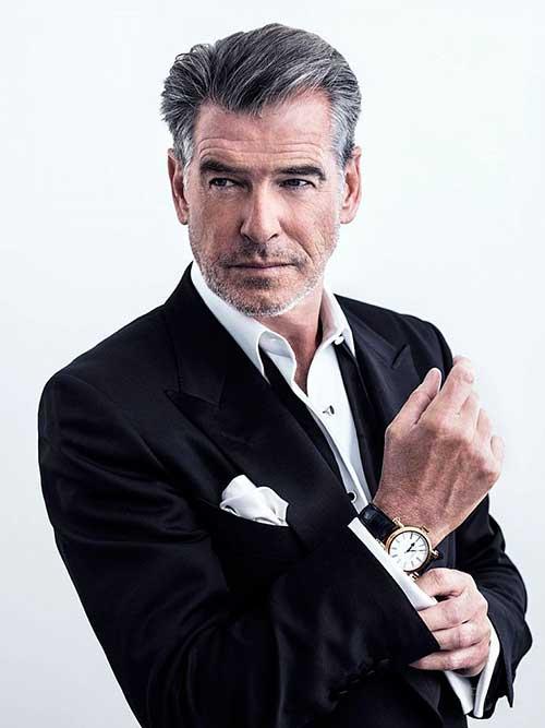 ator famoso com cabelo grisalho
