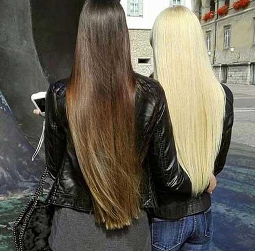 como usar linhaça dourada e marrom nos cabelos