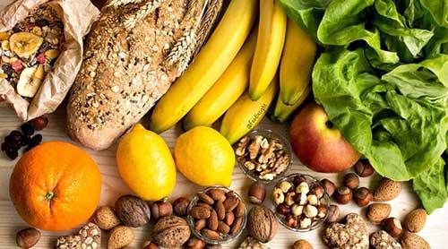 alimentos que contem sais minerais
