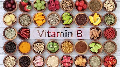 fontes de vitamina B pra crescer cabelo