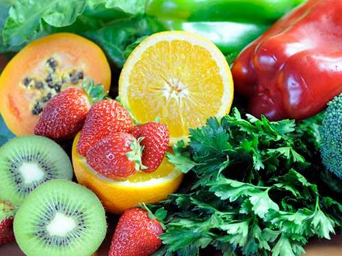 fontes de vitamina c pra crescimento