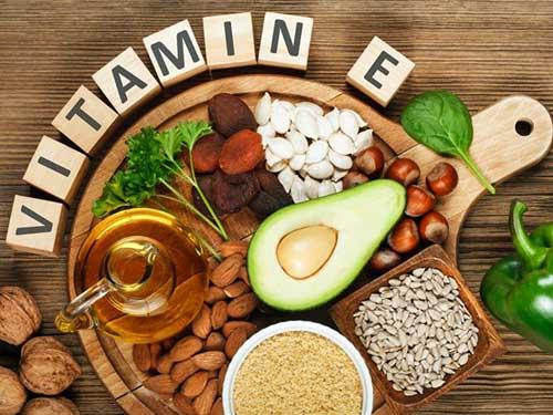 fontes de vitamina e pro cabelo crescer