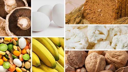 alimentos que tem biotina naturalmente