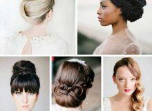 fotos de penteados romanticos pra noivas