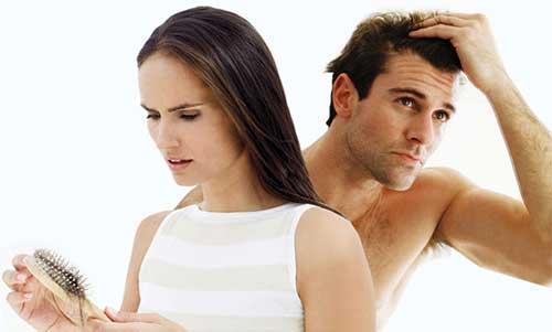 como combater a queda de cabelo tratando com frutas