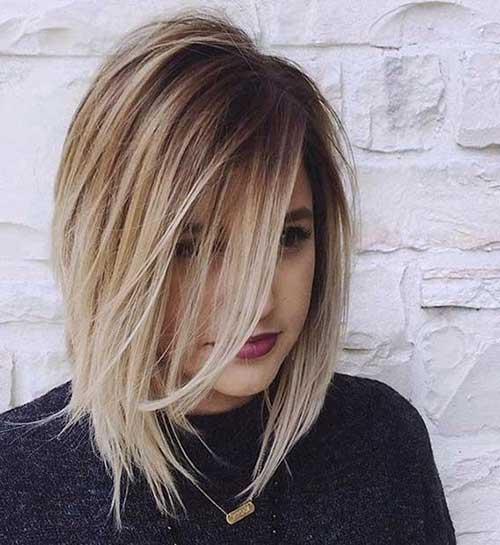 mechas californianas em cabelo curto