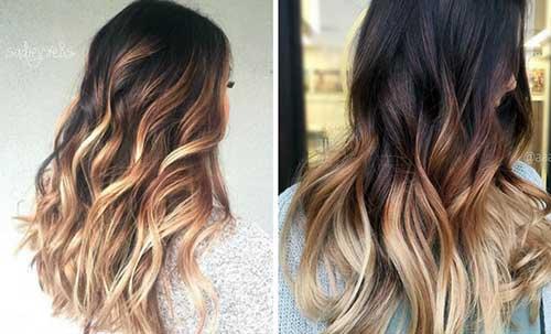 como ficar o cabelo com luzes hidratado sempre