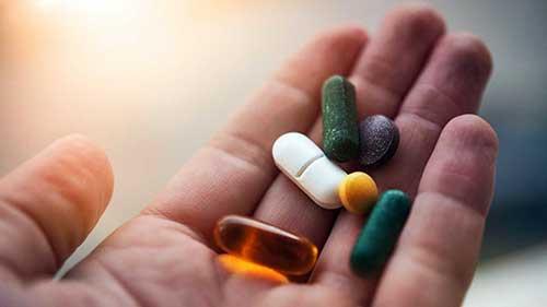 qual a dose ideal diaria de pill food