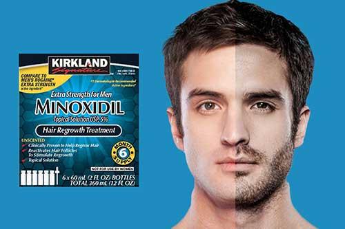 combinaçao de pill food com kirkland pra homens