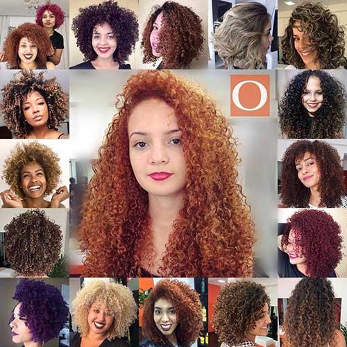 imagens de cabelos cacheados divos