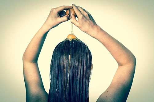 passar ovo no cabelo faz bem pros fios