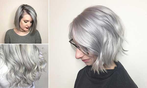 resultado em cabelo curto