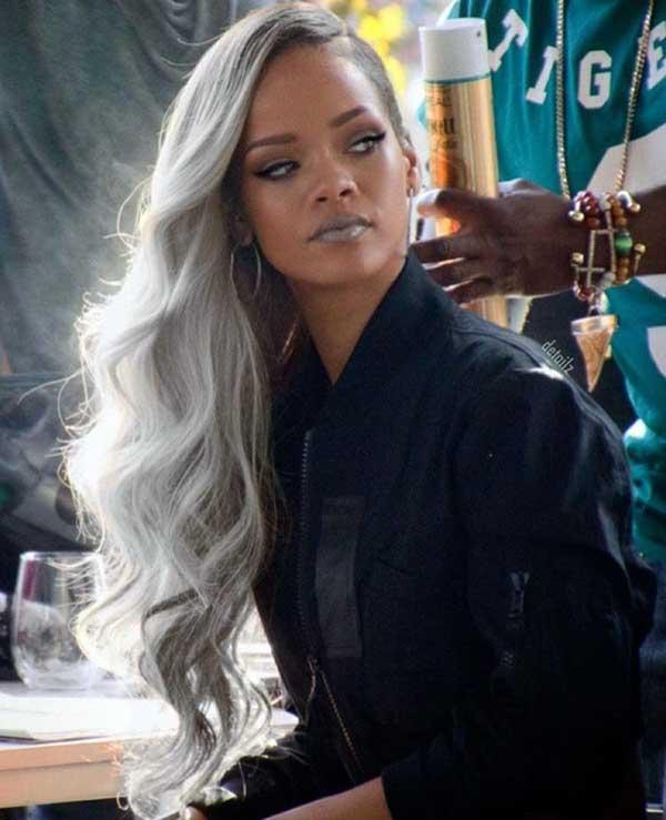 cabelo Rihanna