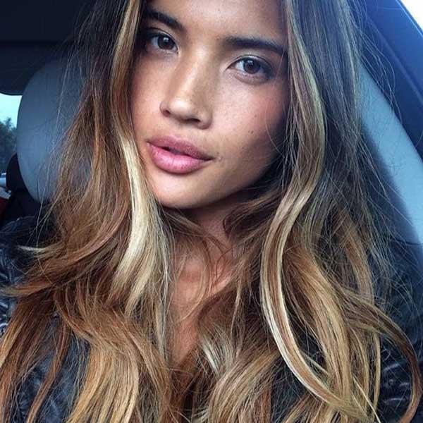 cortes ondulados potencializam o efeito do hair strobing