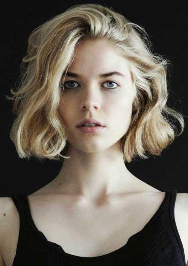 modelo penteado pro lado