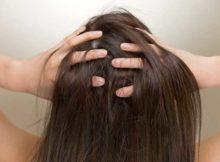 dores no couro cabeludo