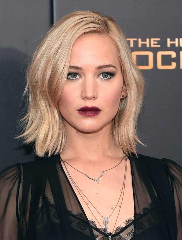atriz famosa com cabelo da moda