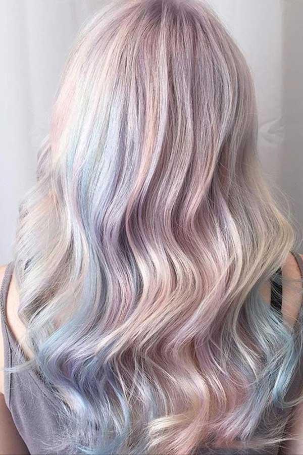 foto do opal hair