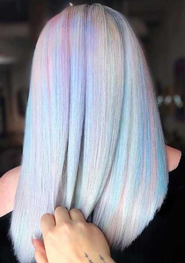 resultado do opal hair feito no salão