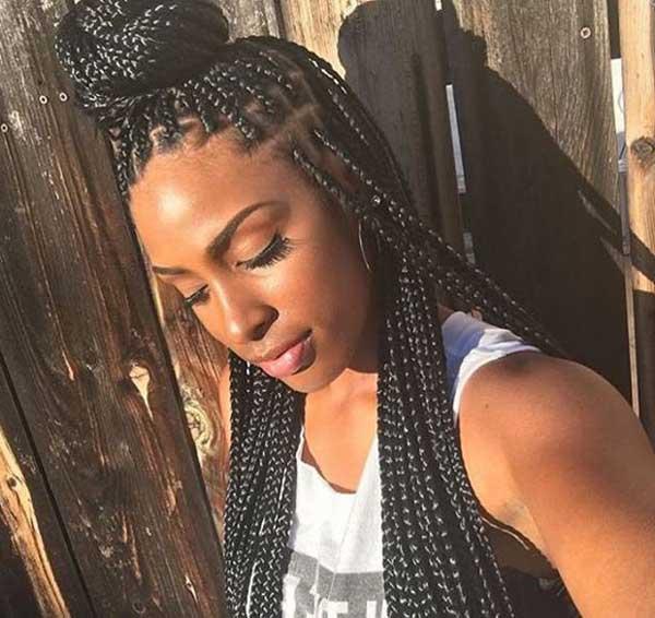 kanekalon - um dos mais lindos estilos afro