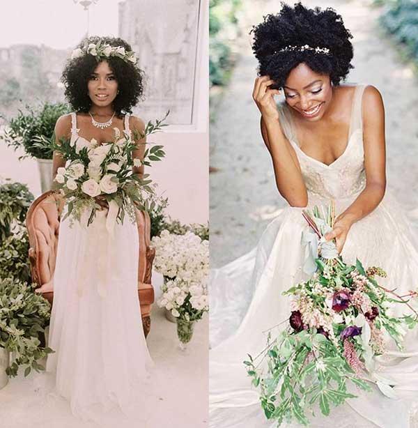O black power é uma ótima opção para seu casamento